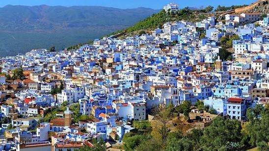 Chefchaouen-Maroc