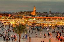 Marrakech incentive  Morocco