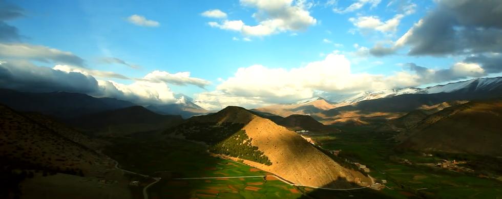 Ait Bouguemez Valley