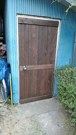 ドア 扉 リメイク リフォーム アンティーク ハンドメイド