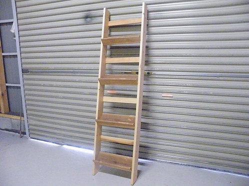 木製 ナチュラル マガジンラック 本棚 ハンドメイド アンティーク エイジング