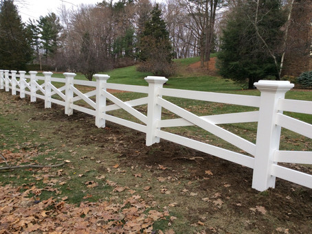 Ways to Tell If a Fence Installation Near Me Was Done Well in Tewksbury and Saddle River, NJ, Areas