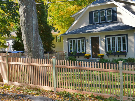 Selecting Fencing Materials for a Front Yard in Orange County and Westchester County, NY