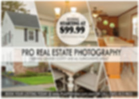 Real Estate Photography - Post Card 2.0.