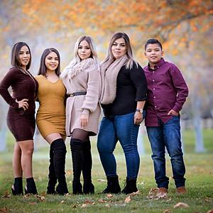Vargas Family 2018