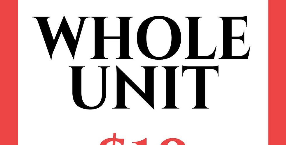 Whole Unit