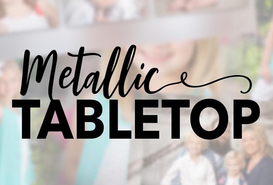 Metallic TableTop Composite