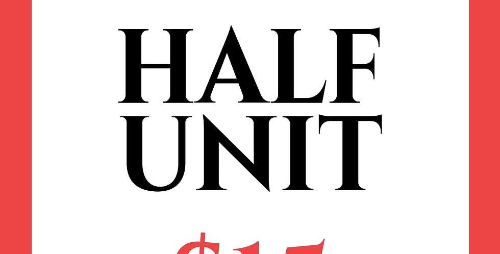 HALF UNIT