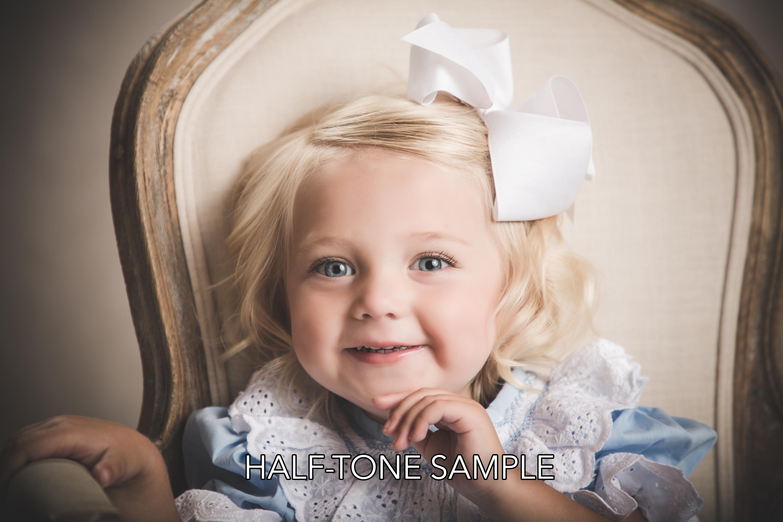 Half-tone