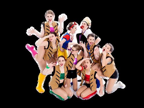"""5""""x7"""" GROUP PHOTO (DANCE)"""