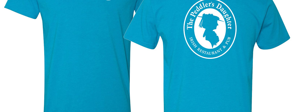 Mens Light Blue T-Shirt