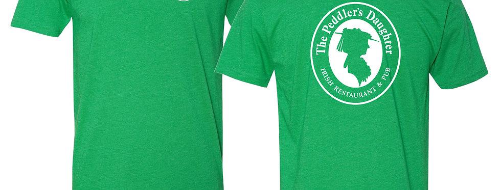Mens Green T-shirt