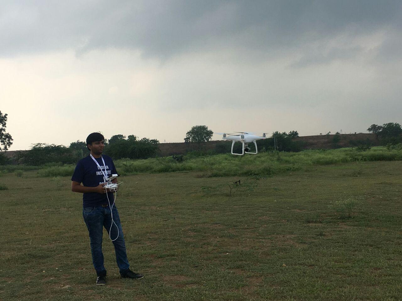 Batch 1-19 | IID | Drone Pilot Training India | Drone