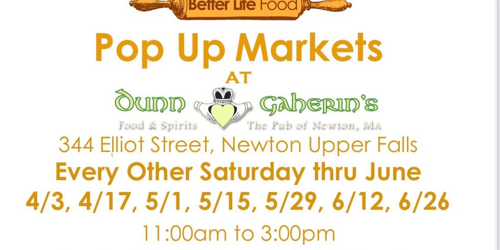 Bi-Monthly Pop Up Market
