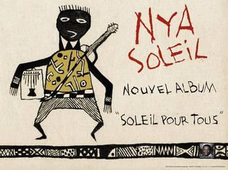 Nya Soleil- flyer