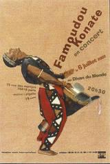 Famoudou Konate