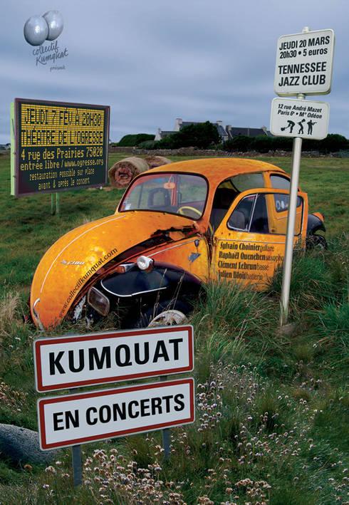 Collectif kumquat - flyer