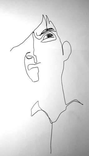 Portrait colère