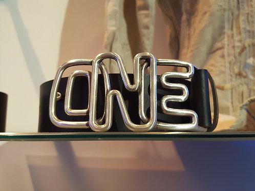 cinturon one