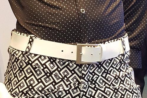 Cinturón blanco