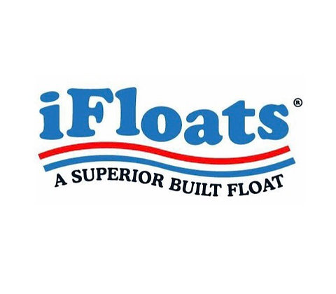 6x6 Pool Float