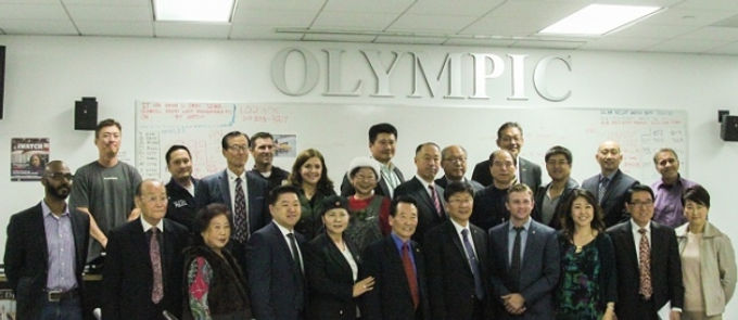 Korean Christian Leaders, LAPD, and City Attorney Discuss Ways to Collaborate to Combat Homelessness