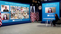White House taps local business, faith leaders to promote COVID-19 vaccinations