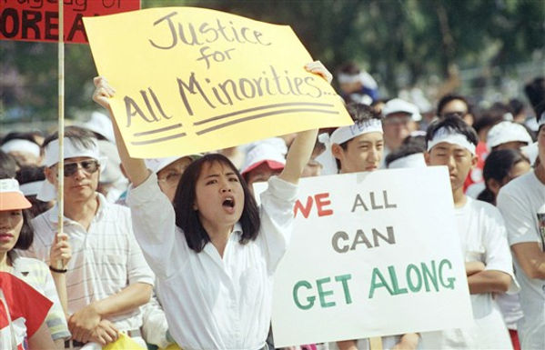 Communities Work to Build Understanding 25 Years After LA Riots