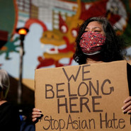 #Stop AAPI Hate FACE Speaks Out Against Asian American Hate Crimes & Recent Atlanta Shooting