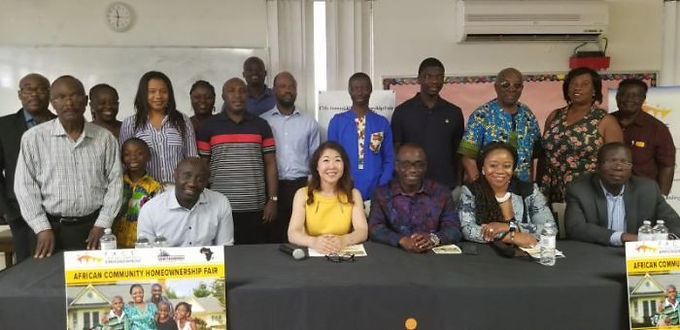 FACE Hosts Press Conference to Announce First African Immigrant Homeownership Fair
