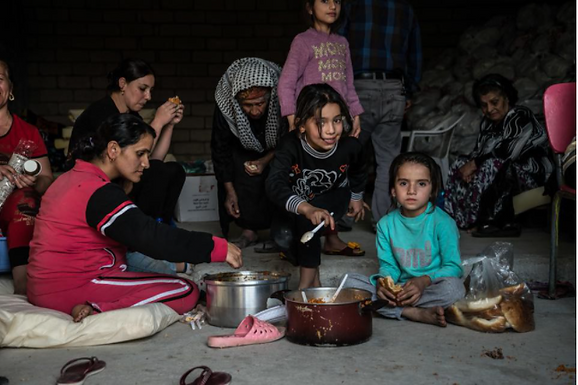 Trump Admits Only 23 Christian Refugees From Mideast In 2018