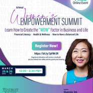 Join FACE President/CEO Hyepin Im at Wintrust Mortgage's 1st Annual Women's Empowerment Summit