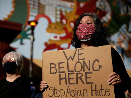 #StopAAPIHate - FACE Speaks Out Against Asian American Hate Crimes& Recent Atlanta Shooting