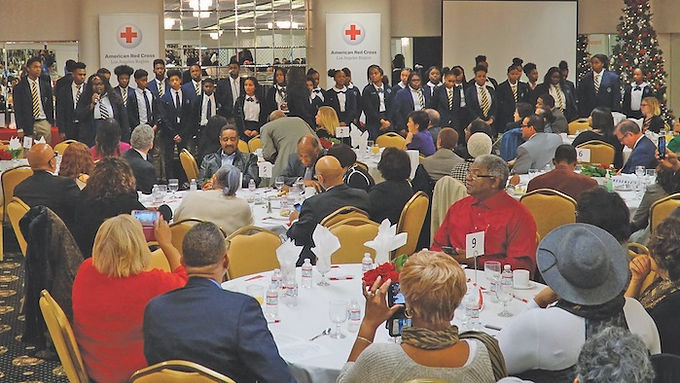 Crenshaw Christian Center and American Red Cross Celebrate 'Power in the Blood'