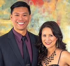 Larissa Lam & Baldwin Chiu