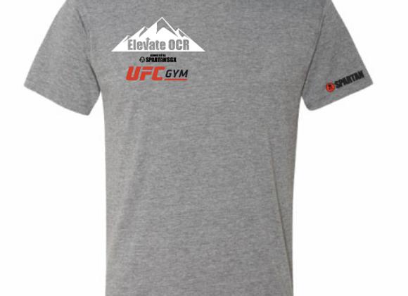 Official Spartan Race Lifestyle / Workout Shirt - Spartan Mountain