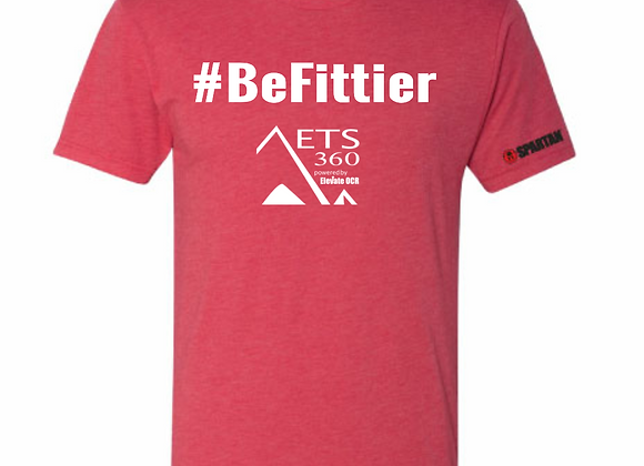 #BeFittier ETS360 Shirt
