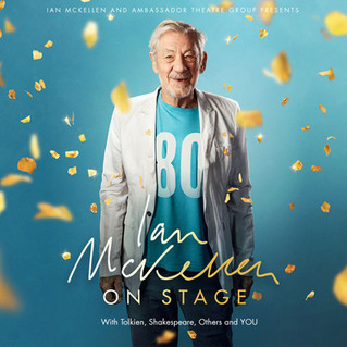 Ian McKellen on Stage: Tolkien, Shakespeare, Others and YOU!