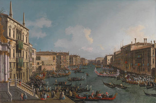 Canaletto's Eternal Venice