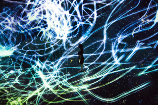 Interview with the 'ultratechnologists' of teamLab
