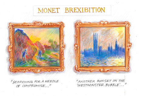 May's Days are Numbered & Monet Goes for Stacks