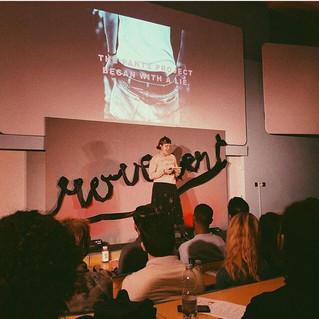 TEDxCourtauld Institute: Movement
