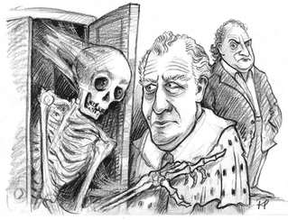 Skeletons in the Closet: A Week of Tricks & Treats