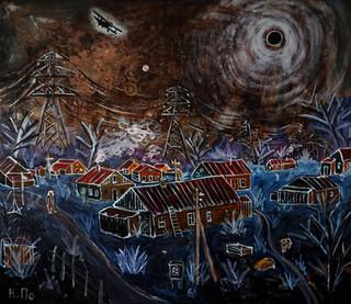 An Interview with Nikita Pozdnyakov, Contemporary Artist