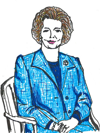 Thatcher: A Style Icon?
