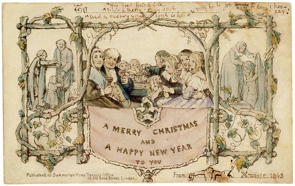 First Christmas Card - source- V&A.jpg