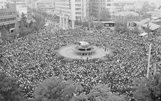 The Gwangju Biennial: Traumatic Memory and the Absence of Stability