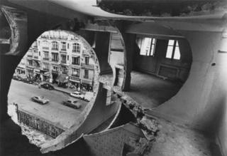 The Art of Destruction: Metzger, Matta-Clark and Bonvicini