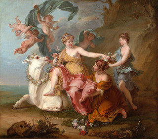 Kitsch Cupid: Rococo and Romance