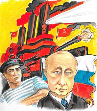 Battleship Putinkin: Anarchy in the Ukraine